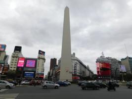 Congresso, Avenida 9 de Julio, Obelisco