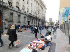 Microcentro, rue Peru