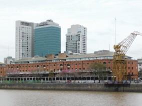 Puerto Maduro, réhabilitation des docks en logements et restaurants