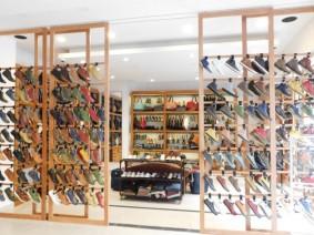 San Telmo, magasin de chaussures