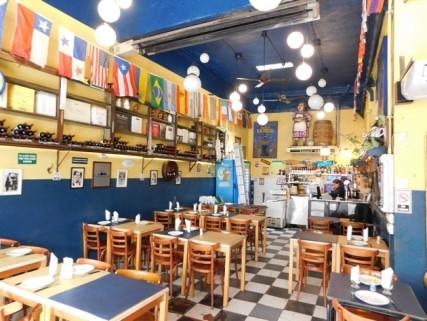 San Telmo, restaurant de parilla