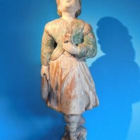Museo de Bellas Artes de La Boca Benito Quinquela Martín, figure de proue