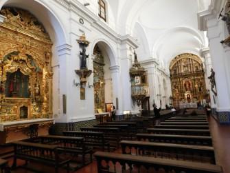Recoleta, Basílica de Nuestra Señora del Pilar