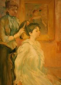 Recoleta, Musée des Beaux-Arts, Berthe Morisot