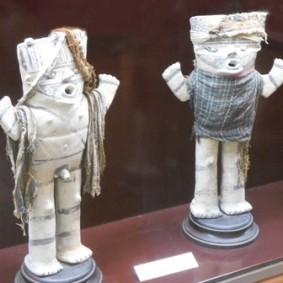 La Plata, Musée, poteries pré-colombiennes