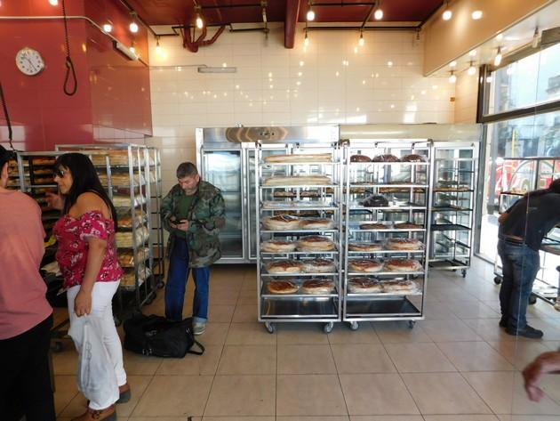 """Buenos Aires, """"notre"""" boulangerie - pâtisserie"""