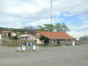 Voyage Puerto Madryn / El Calafate - Estancia où on a fait un arrêt