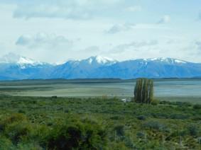 El Calafate, sur la route du Perito Moreno