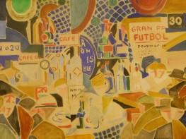 • Museo de Arte Latinoamericano de Buenos Aires, Rafaël Barradas