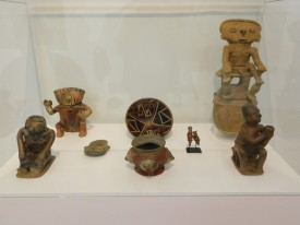 • Museo de Arte Latinoamericano de Buenos Aires, sculptures précolombiennes