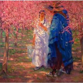 Colección de Arte Amalia Lacroze de Fortabat, Fernando Fader