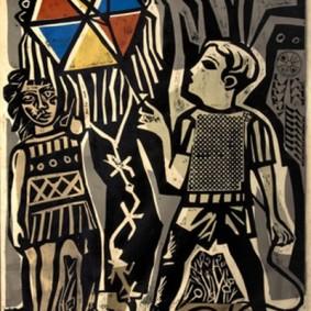 Colección de Arte Amalia Lacroze de Fortabat, Antonio Berni