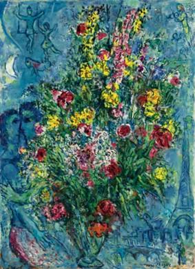 Colección de Arte Amalia Lacroze de Fortabat, Marc Chagall