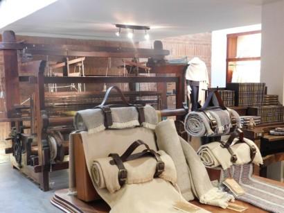 """Palermo Viejo, superbe boutique de produits tissés """"main"""""""