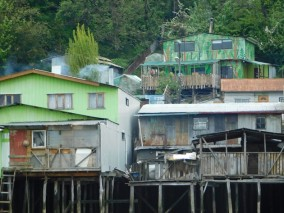 Castro - Balade en bateau