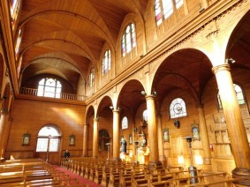 Castro, cathédrale San Francisco