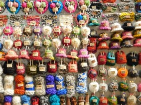 Achao, marché artisanal