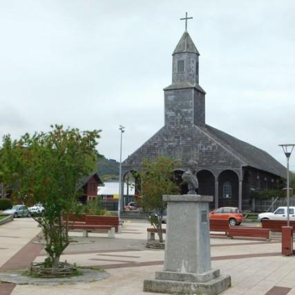 Achao, l'église