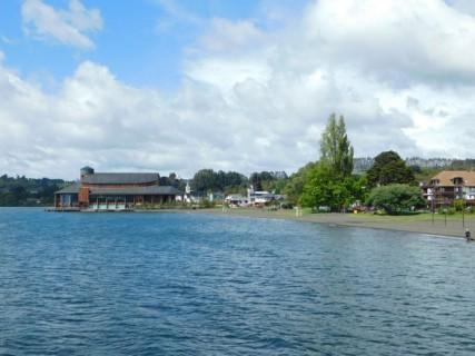 Frutillar, le lac et le teatro del Lago