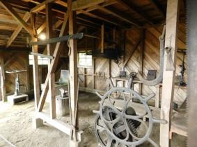 Frutillar, Museo colonial Aleman , forge