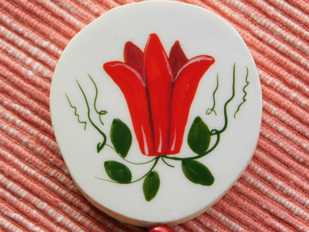 Puerto Varas, copihue, fleur emblématique du Chili