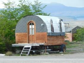 Excursion au Parc Torres del Paine, tiny house (dédicace spéciale pour Gaby !)