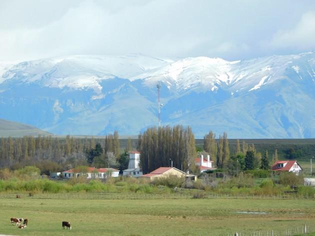 Excursion au Parc Torres del Paine, Cerro Castillo