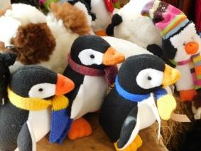 Punta Arenas, marché artisanal