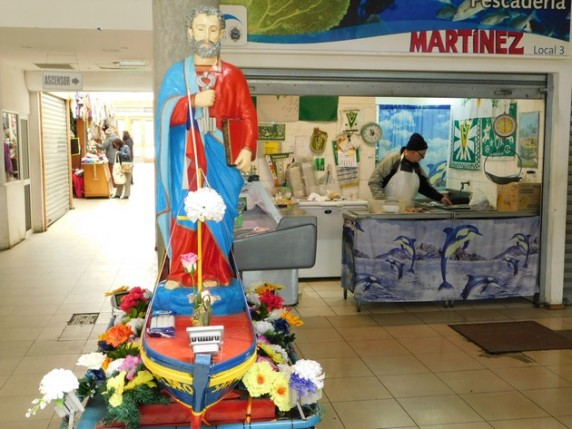 Punta Arenas, marché municipal