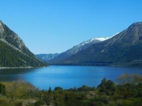 Bus Punta Arenas / Chiloé, vers Bariloche