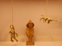 Musée régional d'Ancud, travail de vannerie