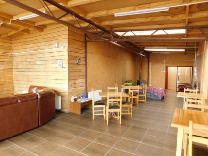 Puerto Natales, notre hostel