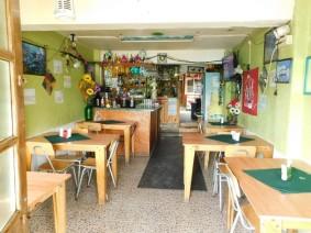 Ancud, intérieur d'un restaurant