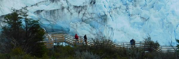 Le Perito Moreno, un océan deglace