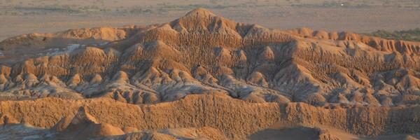 Les météorites d'Atacama et la vallée de laLune