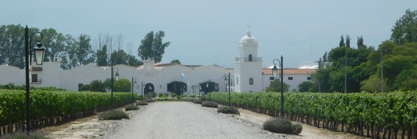 Cafayate, la ville desbodegas