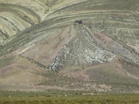 Route La Quiaca / Salta - Village à environ 30mn de la frontière