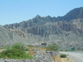 Route La Quiaca / Salta