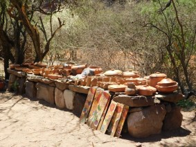 Route 68, Salta / Cafayate, artisanat local