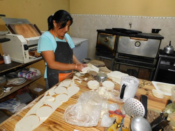 Cafayate, la Casa de Empanadas