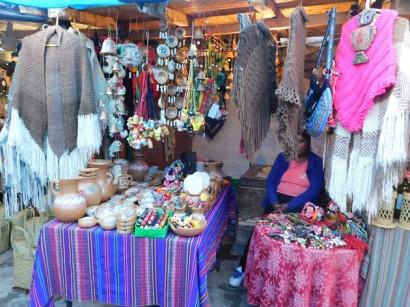Cafayate, boutique d'artisanat