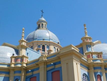 Salta, église de la Calanderia