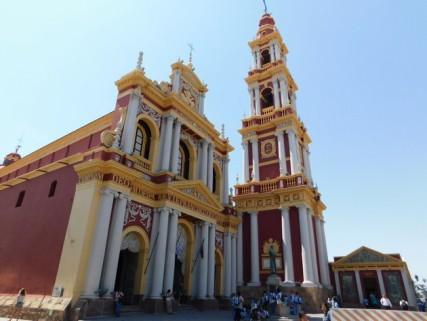 Salta, église San Francisco