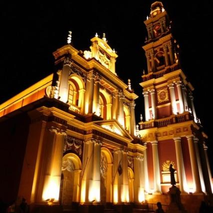 Salta, église San Francisco