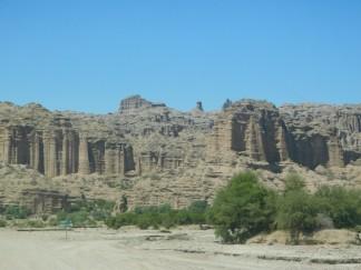 Au nord de Tupiza, excursion vers Monte Rico et Poronga