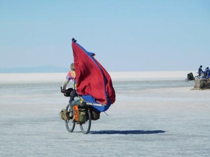 Salar d'Uyuni, l'île d'Incahuasi