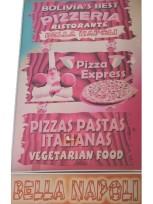 Tupiza, centre-ville, pizzeria