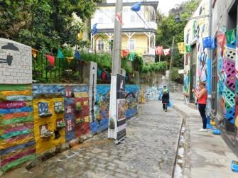 Valparaiso, Cerro Allegre & Cerro Concepcion