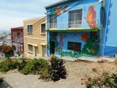 Valparaiso, rue Templeman