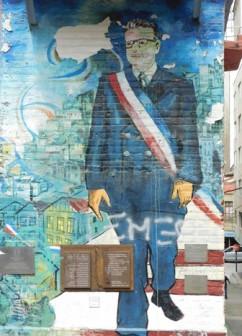 Valparaiso, Salvador Allende